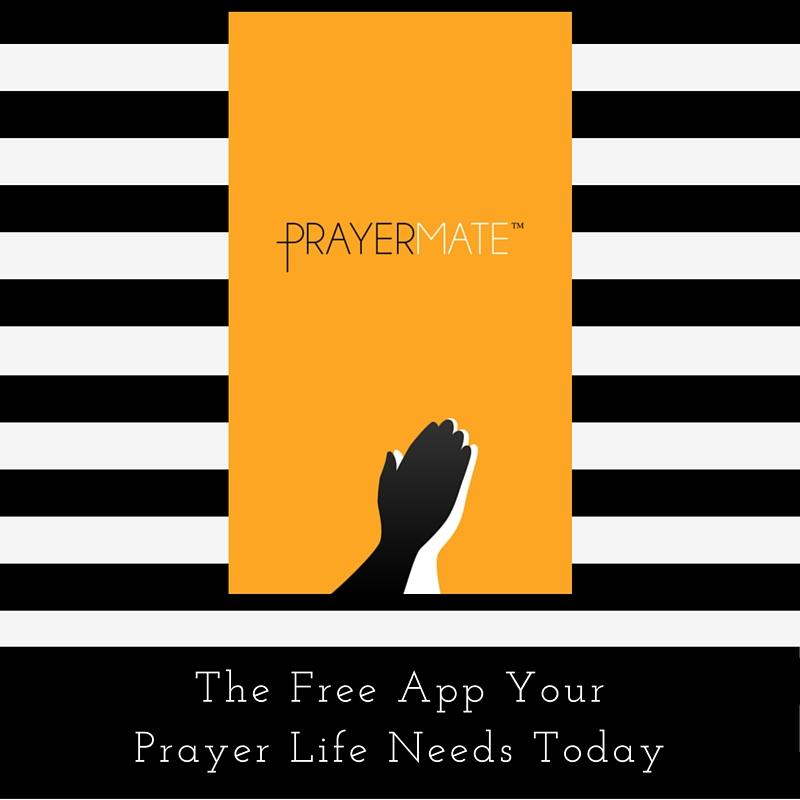 The Free App Your Prayer Life Needs Today - Marissa Henley