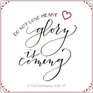 2 Corinthians 4-16-17