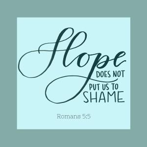 Romans 5-5a