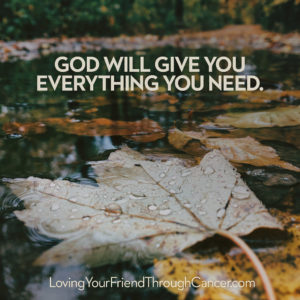 God will give you everything you need. Biblical encouragement, Scripture, and devotionals for women.